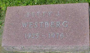 WESTBERG, BETTY J. - Cerro Gordo County, Iowa | BETTY J. WESTBERG