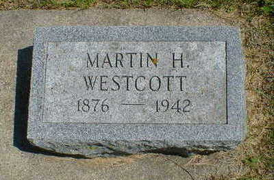 WESTCOTT, MARTIN H. - Cerro Gordo County, Iowa | MARTIN H. WESTCOTT