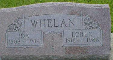 WHELAN, LOREN - Cerro Gordo County, Iowa | LOREN WHELAN