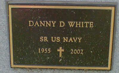 WHITE, DANNY DEAN - Cerro Gordo County, Iowa   DANNY DEAN WHITE