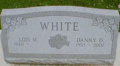WHITE, DANNY DEAN - Cerro Gordo County, Iowa | DANNY DEAN WHITE