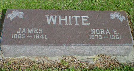 WHITE, JAMES - Cerro Gordo County, Iowa | JAMES WHITE