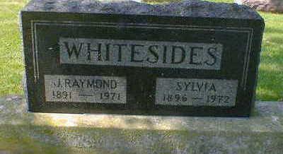 WHITESIDES, SYLVIA - Cerro Gordo County, Iowa | SYLVIA WHITESIDES
