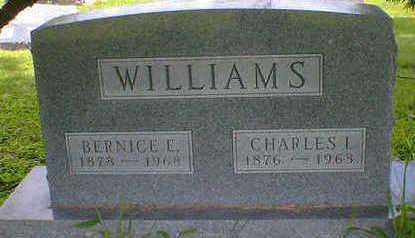 WILLIAMS, CHARLES I. - Cerro Gordo County, Iowa | CHARLES I. WILLIAMS