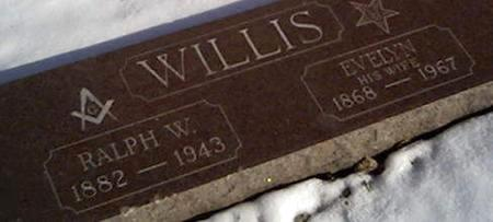 WILLIS, EVELYN - Cerro Gordo County, Iowa | EVELYN WILLIS