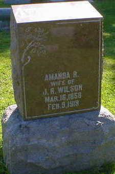 WILSON, AMANDA - Cerro Gordo County, Iowa | AMANDA WILSON