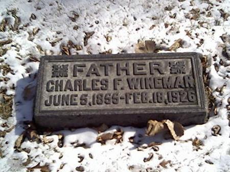 WINEMAN, CHARLES - Cerro Gordo County, Iowa | CHARLES WINEMAN