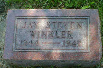 WINKLER, JAY STEVEN - Cerro Gordo County, Iowa | JAY STEVEN WINKLER
