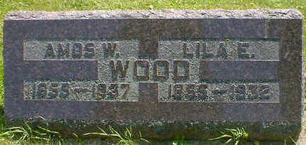 WOOD, LILA E. - Cerro Gordo County, Iowa | LILA E. WOOD