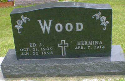 WOOD, ED J. - Cerro Gordo County, Iowa | ED J. WOOD