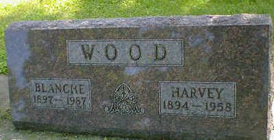 WOOD, BLANCHE - Cerro Gordo County, Iowa   BLANCHE WOOD