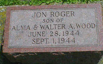 WOOD, JON - Cerro Gordo County, Iowa | JON WOOD