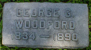 WOODFORD, GEORGE G. - Cerro Gordo County, Iowa | GEORGE G. WOODFORD