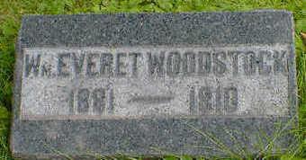 WOODSTOCK, WM. EVERET - Cerro Gordo County, Iowa | WM. EVERET WOODSTOCK