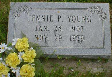 YOUNG, JENNIE P. - Cerro Gordo County, Iowa | JENNIE P. YOUNG