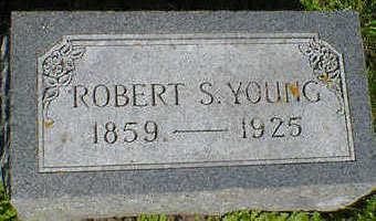YOUNG, ROBERT S. - Cerro Gordo County, Iowa | ROBERT S. YOUNG