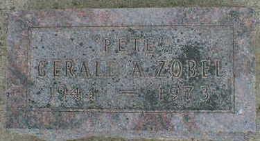 ZOBEL, GERALD A. - Cerro Gordo County, Iowa | GERALD A. ZOBEL
