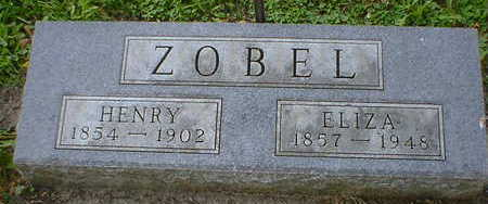ZOBEL, ELIZA - Cerro Gordo County, Iowa | ELIZA ZOBEL