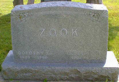 ZOOK, DOROTHY L. - Cerro Gordo County, Iowa   DOROTHY L. ZOOK