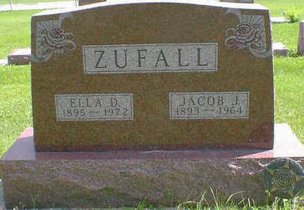 ZUFALL, JACOB J. - Cerro Gordo County, Iowa | JACOB J. ZUFALL