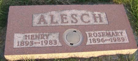 LAUTERS ALESCH, ROSEMARY - Cherokee County, Iowa | ROSEMARY LAUTERS ALESCH
