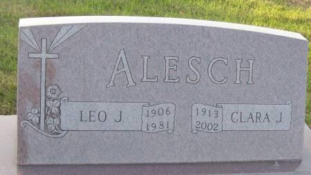 GRAAS ALESCH, CLARA JEAN - Cherokee County, Iowa | CLARA JEAN GRAAS ALESCH