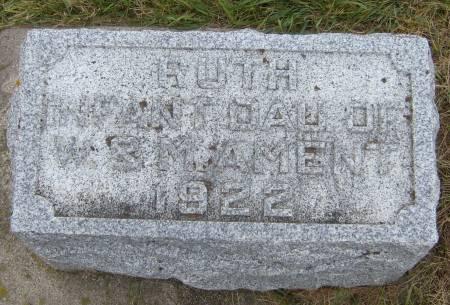 AMENT, RUTH - Cherokee County, Iowa | RUTH AMENT