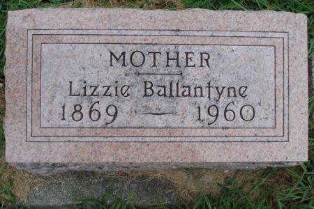 BALLANTYNE, LIZZIE - Cherokee County, Iowa | LIZZIE BALLANTYNE