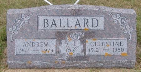 BALLARD, ANDREW - Cherokee County, Iowa | ANDREW BALLARD