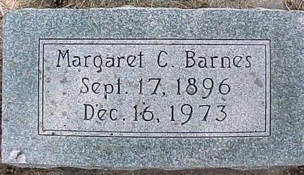 BARNES, MARGARET C. - Cherokee County, Iowa | MARGARET C. BARNES