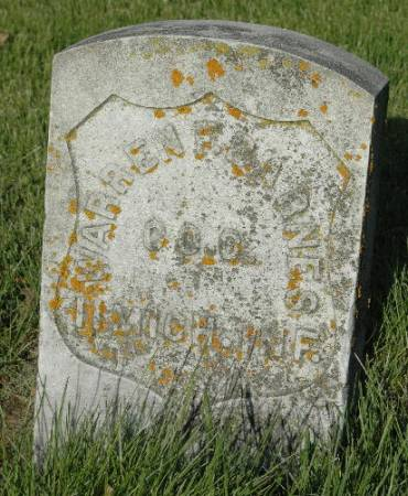 BARNES, WARREN F. - Cherokee County, Iowa | WARREN F. BARNES