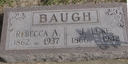 BAUGH, J. LUKE & REBECCA - Cherokee County, Iowa | J. LUKE & REBECCA BAUGH