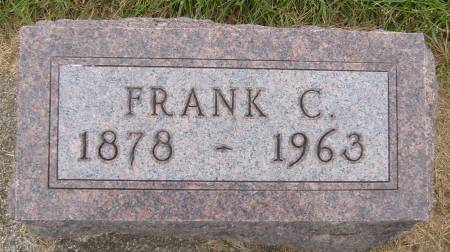 BECK, FRANK C. - Cherokee County, Iowa | FRANK C. BECK