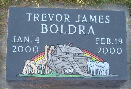 BOLDRA, TREVOR JAMES - Cherokee County, Iowa | TREVOR JAMES BOLDRA
