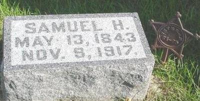 BURK, SAMUEL H. - Cherokee County, Iowa | SAMUEL H. BURK