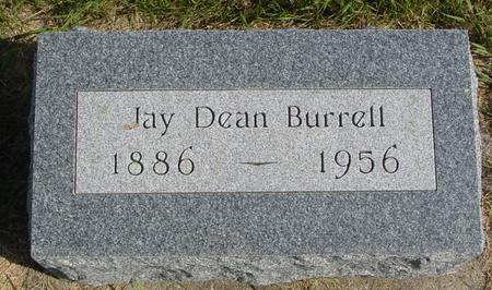 BURRELL, JAY DEAN - Cherokee County, Iowa | JAY DEAN BURRELL