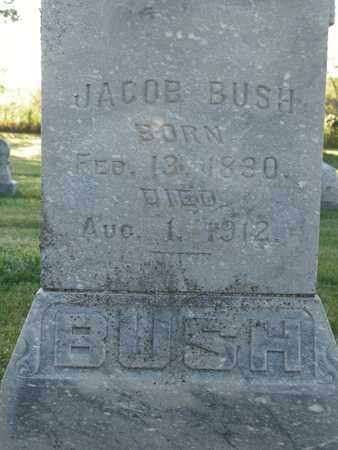BUSH, JACOB - Cherokee County, Iowa | JACOB BUSH