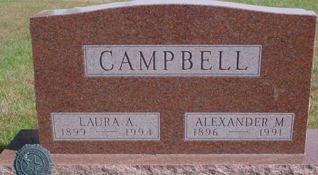 CAMPBELL, ALEXANDER & LAURA - Cherokee County, Iowa | ALEXANDER & LAURA CAMPBELL