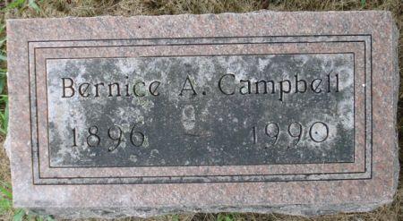 CAMPBELL, BERNICE A. - Cherokee County, Iowa | BERNICE A. CAMPBELL