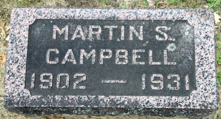CAMPBELL, MARTIN S. - Cherokee County, Iowa | MARTIN S. CAMPBELL
