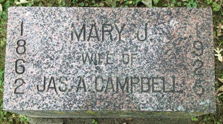 CAMPBELL, MARY J. - Cherokee County, Iowa | MARY J. CAMPBELL