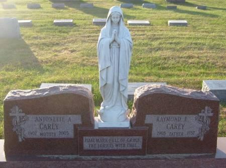 PEPPERSACK, ANTONETTE A. - Cherokee County, Iowa | ANTONETTE A. PEPPERSACK
