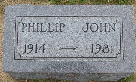 CAREY, PHILLIP JOHN - Cherokee County, Iowa | PHILLIP JOHN CAREY
