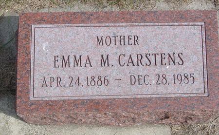 CARSTENS, EMMA M. - Cherokee County, Iowa | EMMA M. CARSTENS