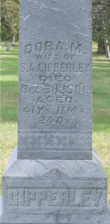 CIPPERLEY, DORA M. - Cherokee County, Iowa | DORA M. CIPPERLEY