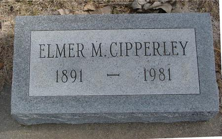 CIPPERLEY, ELMER - Cherokee County, Iowa | ELMER CIPPERLEY