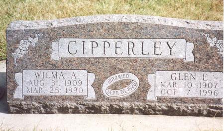 CIPPERLEY, WILMA & GLEN - Cherokee County, Iowa | WILMA & GLEN CIPPERLEY