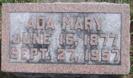 CLARK, ADA MARY - Cherokee County, Iowa   ADA MARY CLARK