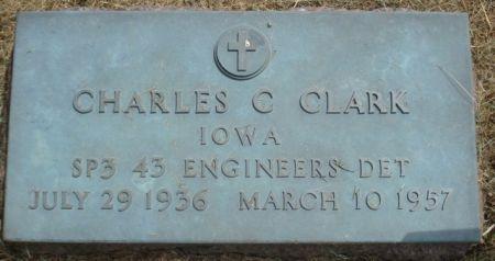 CLARK, CHARLES C. - Cherokee County, Iowa | CHARLES C. CLARK