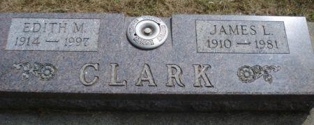 CLARK, JAMES L. - Cherokee County, Iowa   JAMES L. CLARK